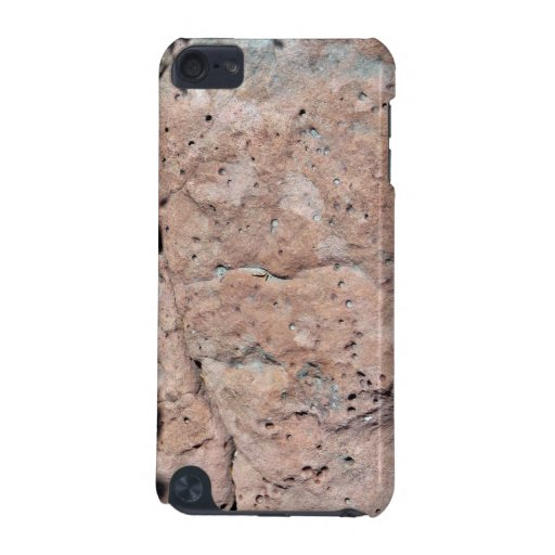 Redstone Rock Texture With Small Holes iPod Touch (5th Generation) Covers