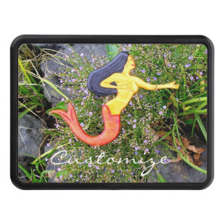 redtail sirena mermaid tow hitch cover