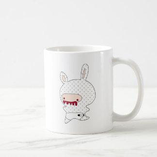 redteeth bunny mug