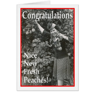 Reducción del aumento de la ampliación del pecho tarjeta de felicitación