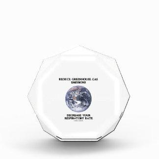 Reduce Greenhouse Gas Emissions Decrease (Humor) Awards