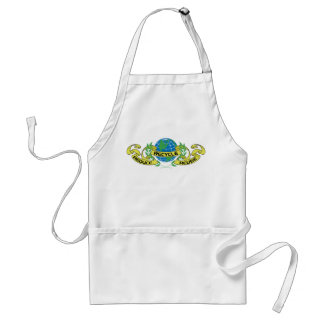 Reduce Reuse Recycle 2 Aprons