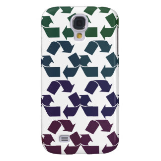 Reduce Reuse Recycle Galaxy S4 Cover