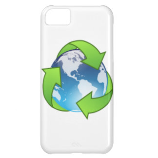 Reduce Reuse Recycle Save the Earth Day Case For iPhone 5C
