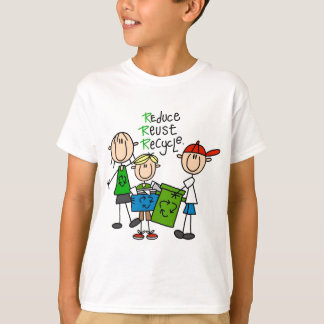 Reduce, Reuse, Recycle t-shirts and Gifts