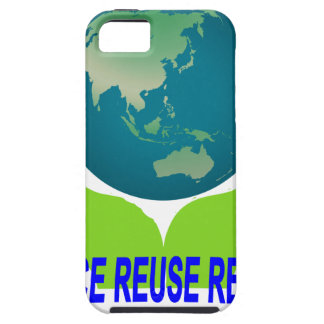 Reduce Reuse Recycle Tee ''.png iPhone 5 Cover