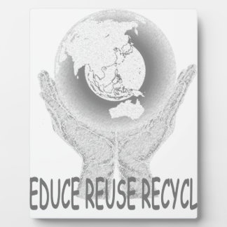 Reduce Reuse Recycle Tee.png Plaques