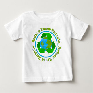 Reduce Reuse Recycle v2 Baby T-Shirt