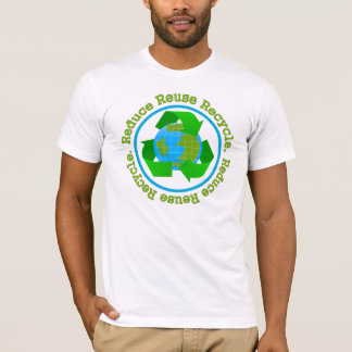 Reduce Reuse Recycle v2 T-Shirt