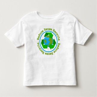 Reduce Reuse Recycle v2 Toddler T-shirt