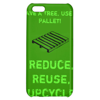 Reduce, Reuse, Upcycle iPhone Case iPhone 5C Covers