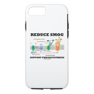 Reduce Smog Support Photosynthesis Light Dependent iPhone 8/7 Case