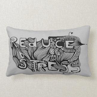 Reduce Stress Now Pillow
