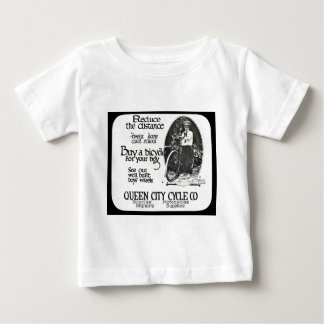 Reduce the Distance 'tween Home and School Baby T-Shirt