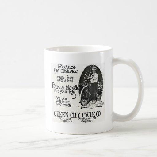 Reduce the Distance 'tween Home and School Coffee Mug
