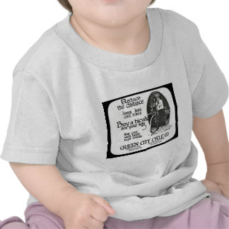 Reduce the Distance 'tween Home and School Tee Shirts