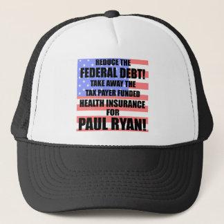Reduce the Federal debt! Trucker Hat