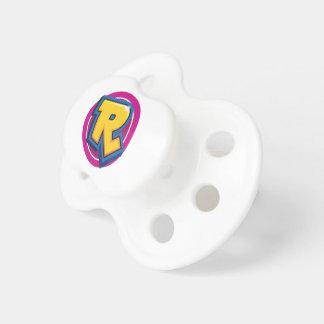 Reduced Break Logo Pacifier