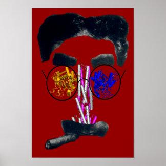 Reductasa de Groucho Póster