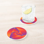Reductor CHAOS 04 Beverage Coasters