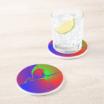 Reductor CHAOS 06 Beverage Coaster