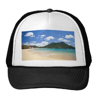 Reduit Beach, Rodney Bay, St. Lucia Trucker Hat
