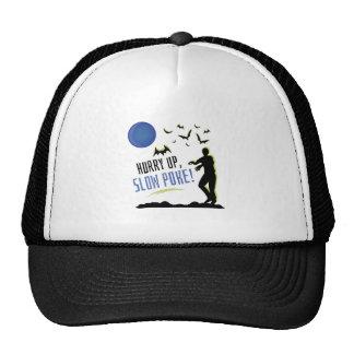 Reduzca el empuje gorras
