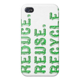 Reduzca la reutilización reciclan iPhone 4 protector