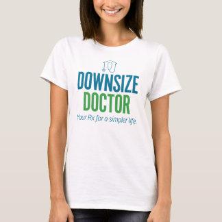 Reduzca la talla del doctor T-Shirt Playera