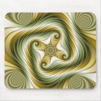 Reduzca la vuelta - arte del fractal alfombrilla de raton