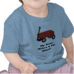 redwagon, una rueda grande de mi otro paseo camiseta