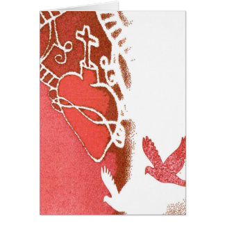 redwhite card