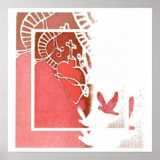 redwhite, redwhite print