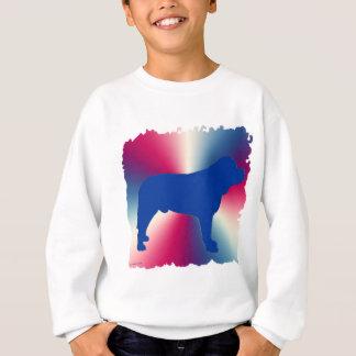 RedWhiteBlueMastiff Sweatshirt