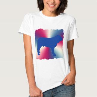 RedWhiteBlueMastiff Tee Shirt