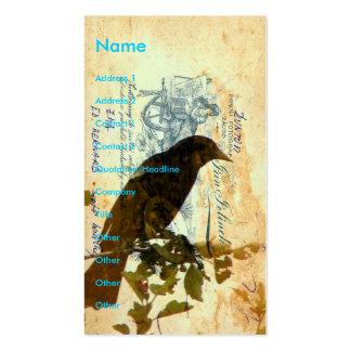 Redwing Blackbird 2 Business Card Templates
