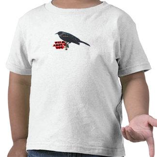 Redwing Blackbird Toddler T-Shirt