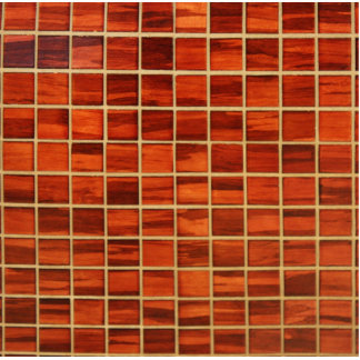 Redwood Bathroom Tiling Background Photo Cutout