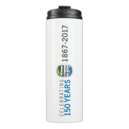 Redwood City 150th Anniversary Thermal Tumbler