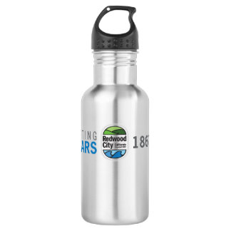 Redwood City 150th Anniversary Water Bottle