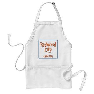 Redwood City California BlueBox Aprons