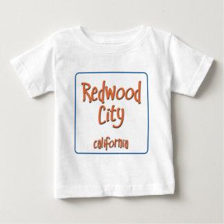 Redwood City California BlueBox Baby T-Shirt