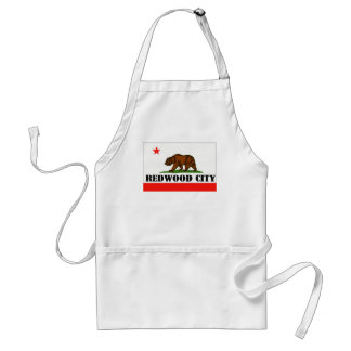 Redwood City, California -- Products Aprons