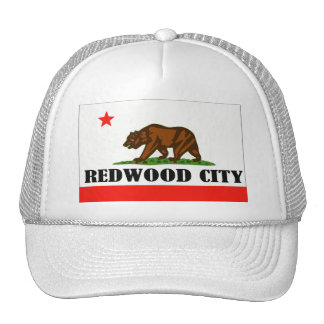 Redwood City, California -- Products Trucker Hat