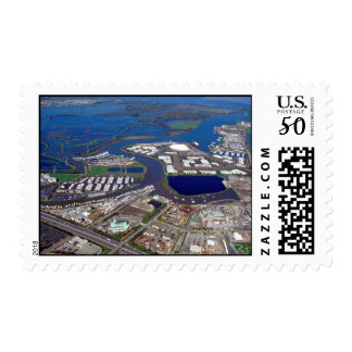 Redwood City Port Postage