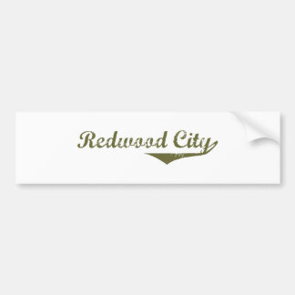 Redwood City  Revolution t shirts Bumper Stickers
