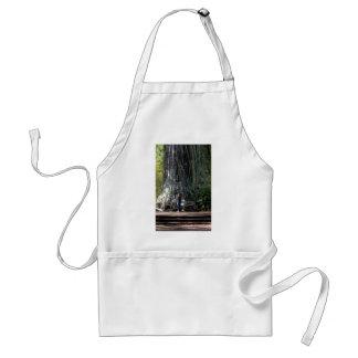 Redwood Forest Adult Apron