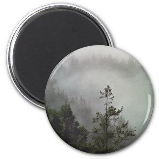 Redwood Haze Magnet