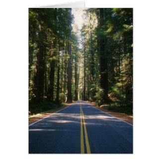 Redwood Highway Card
