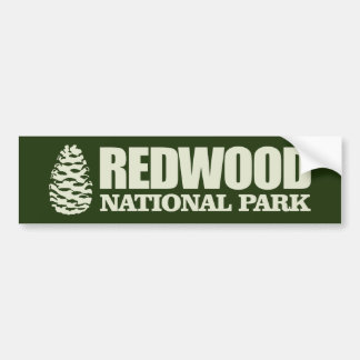Redwood National Park Bumper Sticker